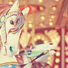 Carousel Horse by Libertad  Leal