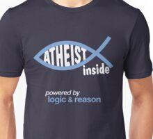 Atheist Inside Unisex T-Shirt