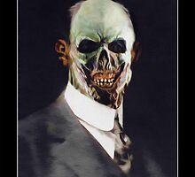 Zombie Percy - 1916 by Brandon Batie
