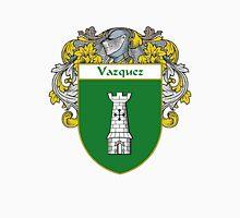 Vazquez Coat of Arms/Family Crest Unisex T-Shirt