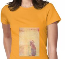 Cocky II Womens Fitted T-Shirt