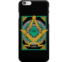 Freemasons iPhone Case/Skin