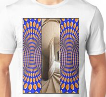 time machine Unisex T-Shirt