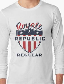 Vintage Royale Republic Gasoline Long Sleeve T-Shirt