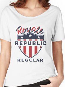 Vintage Royale Republic Gasoline Women's Relaxed Fit T-Shirt