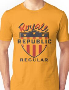Vintage Royale Republic Gasoline Unisex T-Shirt