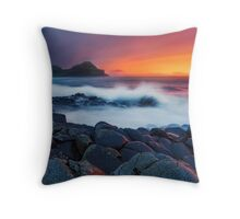 Ancient Land Throw Pillow