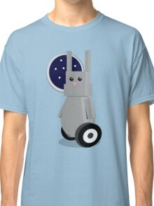 Robot Rabbit in Space Classic T-Shirt