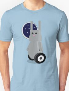 Robot Rabbit in Space T-Shirt