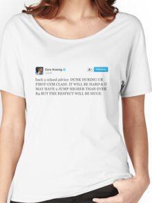 DUNK EM Women's Relaxed Fit T-Shirt
