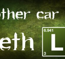 My Other Car Is A Meth Lab - Breaking Bad Sticker
