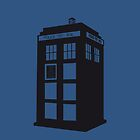 Tardis by the-minimalist