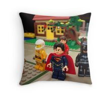 a time to act Throw Pillow