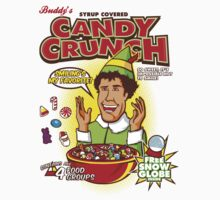 Buddy's Candy Crunch Baby Tee