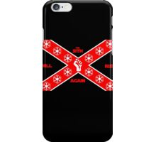 The Sith Will Rise Again iPhone Case/Skin