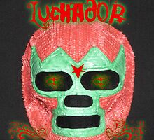 Luchador by uniquesparrow
