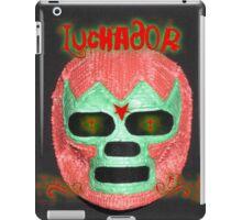 Luchador iPad Case/Skin