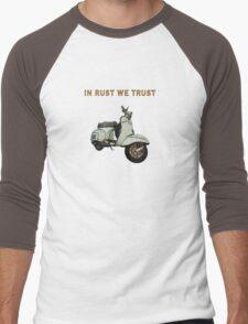Vintage Vespa from italy Men's Baseball ¾ T-Shirt