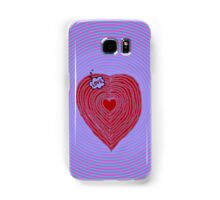 The State of LOVE Samsung Galaxy Case/Skin
