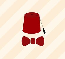 I Wear A Fez Now by funjolras