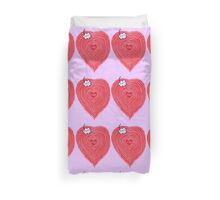 The State of LOVE Duvet Cover