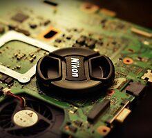 Board of Nikon by PixiesPixels