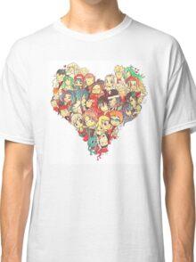 fairy tail <3 Classic T-Shirt
