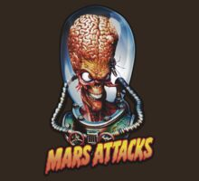 Mars Attack 2000 by bobmorlock