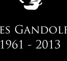 James Gandolfini Sticker