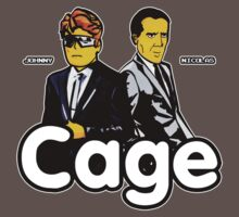 Cage (Version 2) Baby Tee