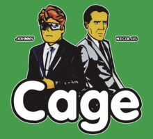 Cage (Version 2) Kids Tee