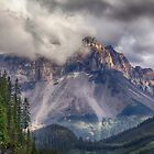 Cathedral Mountain by Charles Kosina