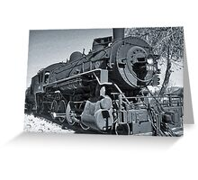 Engine Engine no.09 Greeting Card