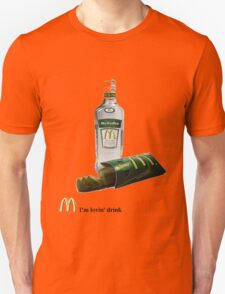 mc vodka Unisex T-Shirt