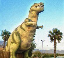 Big Fake Dinosaur #06 by Gregory Dyer