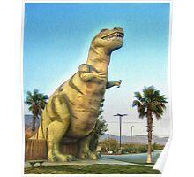 Big Fake Dinosaur #06 Poster