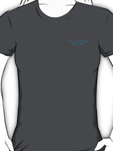 Nosey Little Fucker Aren't You?– light blue T-Shirt