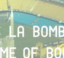 Boca Juniors Sticker