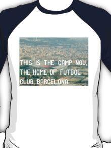Futbol Club Barcelona T-Shirt