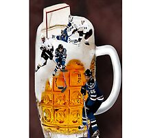 █ ♥ █ SPIRIT OF HOCKEY-BEER HOCKEY IPHONE CASE CHEERS █ ♥ █  by ✿✿ Bonita ✿✿ ђєℓℓσ