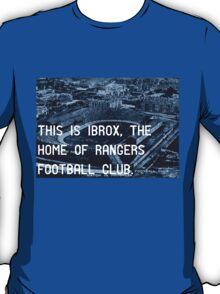 Rangers Football Club T-Shirt