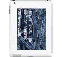 Rangers Football Club iPad Case/Skin