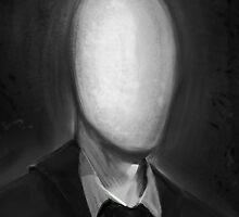 Slender Portrait by Trionics