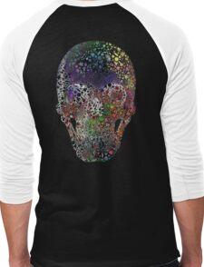 Hey spaceman, I like your glitter :: V1 Men's Baseball ¾ T-Shirt