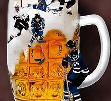█ ♥ █ SPIRIT OF HOCKEY-BEER- HOCKEY PLAYERS CARD/PICTURE █ ♥ █  by ╰⊰✿ℒᵒᶹᵉ Bonita✿⊱╮ Lalonde✿⊱╮