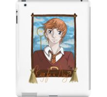 Ron Weasley - King for a Day iPad Case/Skin