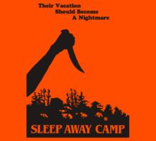 Sleepaway Camp Vintage by Faction
