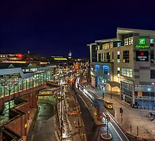Derby, The Morledge, Central UK by mhfore