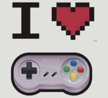 I love Nintendo by benyuenkk