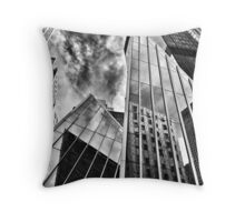 Pointy things Throw Pillow
